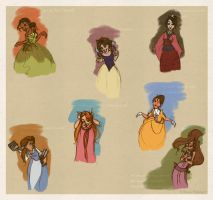 Disney Girls 2 by jbsdesigns