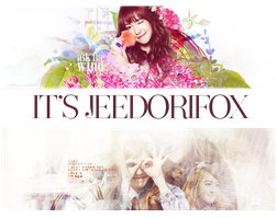 [Pack Sign] It's Jeedorifox by Kr137