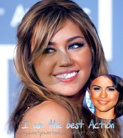 I am the best Action by MySweetpowerLove