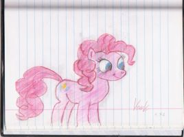 Pinkie Pie by TheKruk666