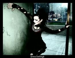 DEATHROCK DIVA by SinnaDeVeigh