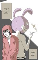The New Bunnyman: A Loveless Tale by xliveGAARA7