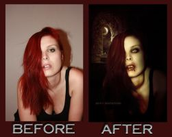 Night is Calling Before and After by debzdezigns-lamb68