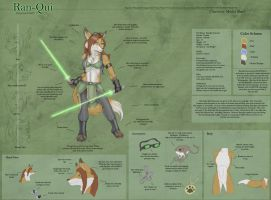 Ran-Qui - Character Sheet by Ulario