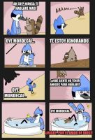 Oye Mordecai by Mia-Raccoon