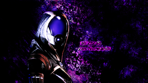Mass Effect Tali Wallpaper 1920 x 1080 by DragunowX