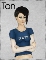 Daph by Tan-Chou