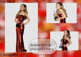 Ariana Grande by AnaXD - 2015 by AnaXD-editions1