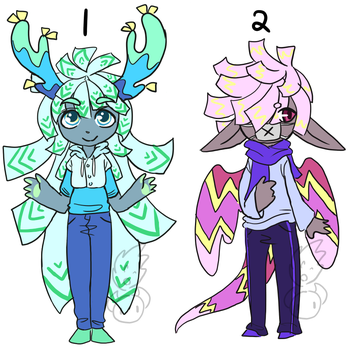 Pinata buds OTA ADOPTS OPEN by dandyliondreamer