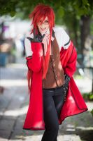 Grell - Death! by Sillizicuni