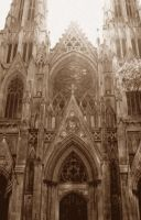 St. Patrick's Cathedral by TheDayILiveFor