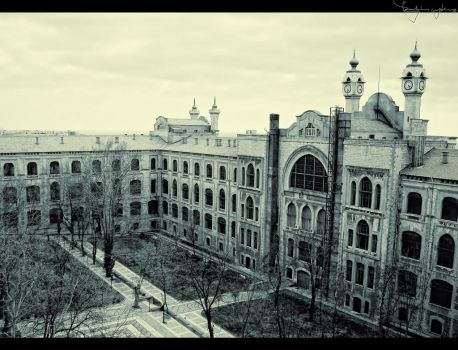 Haydarpasa by IBYstyle