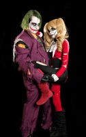 JokerxHarley: Last Dance by kay-sama
