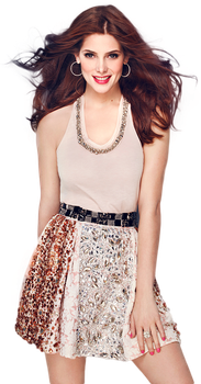 Ashley Greene PNG by MiniiBogee