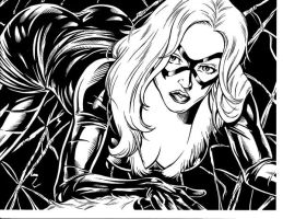 BlackCat crawl inks by madman1