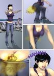 Giantess Div - Tims workout 4/6 by DeviantKibate