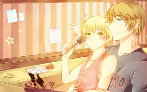APH : cooking by RuminE