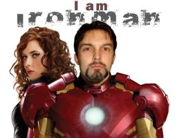I am IRON MAN by Jimmy-B-Deviant