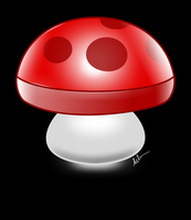 LED Mushroom by HelenLight