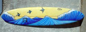 Flying Fish by acasas