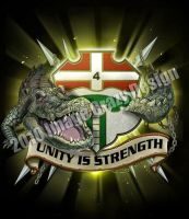 "US Army ""Alligator"" design by JSein"