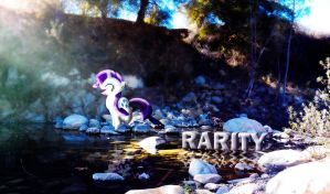 Rarity Nature Wallpaper by InternationalTCK