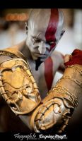 kratos by predatorman