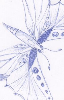 buterfly by saidie456