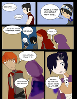 Element of Darkness comic page 8 by timestoneauthor203