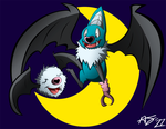 Heart bats by PsyDoktor