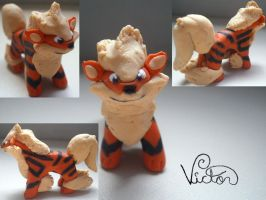 59 Arcanine by VictorCustomizer