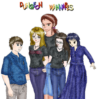 Real Dungeon Wannabes by DanielaLaverne