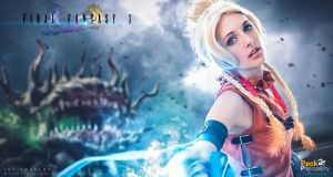 Rikku Final Fantasy X by ivettepuig