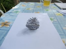 3D cone by Mishice