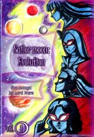 Sailor Moon: Evolution. Volume 1 Cover by LordMars