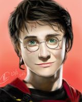 Harry J. Potter by MonsieArts