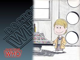 Fifth Doctor Wallpaper by Carthoris