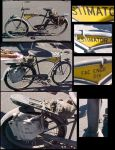 !!! STOLEN !!! WW2 to Vietnam Era US Army Bicycle by nicholasweed