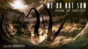 House of Greyjoy by aimanzhafri