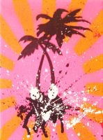 FUNKY PALMS by JJShaver
