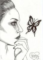 Think about Butterflies by Cindy-R