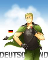 GERMANY by kuroneko3132