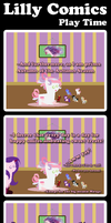 Lilly Comics 007: Play Time by WaterLillyHearts