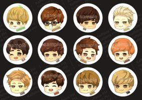 OT12 Button pins by misunderstoodpotato