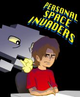 Personal Space Invaders by CarlChrappa