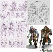 Trudy's Mechanicals concepts 2 by kasai