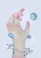 hands practice by Thearchetypes