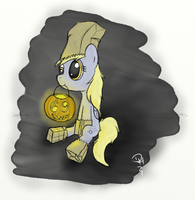 Happy Halloween by dennyhooves