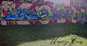 mad walls by UrquizaCrew