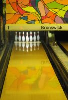 Stock: Bowling Lane by Stock-By-Michelle